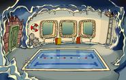 Sensei's Fire Scavenger Hunt Underground Pool