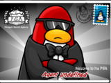 Penguin Secret Agency
