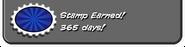 365 Days Earned
