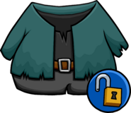 Frankenpenguin Costume Unlockable