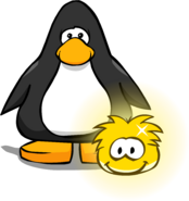 Gold Puffle PC
