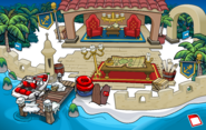 Island Adventure Party 2018 Dock