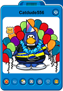 Catdude556 Player Card - Early February 2020 - Club Penguin Rewritten (2)