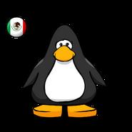 Mexico Flag PC