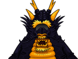 Onyx Dragon Outfit