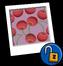 Very Cherry Background Icon