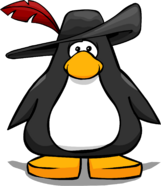 Feathered Hat PC