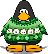 Puffle Holiday Sweater PC