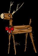 Wooden Reindeer sprite 001
