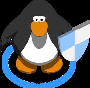 Blue Pastel Shield IG