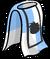 Blue Pastel Tabbard