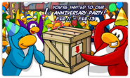 1st Anniversary Party Login