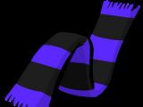 Purple Halloween Scarf