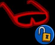 Red Sunglasses Unlockable