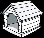 White Puffle House sprite 002