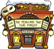 The Penguins That Time Forgot Exterior