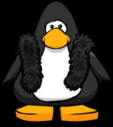 Black Feather Boa PC