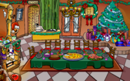 Christmas Party 2018 Pizza Parlor