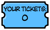 Fair Ticket Icon 2018