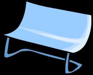 Blue Bench sprite 002