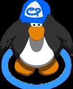 Blue Skater Hat IG