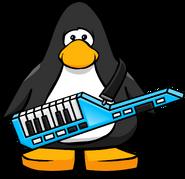 Blue Keytar PC