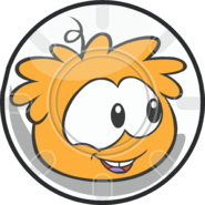 Pufflescape Orange Puffle