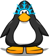 Snowflake Mask PC