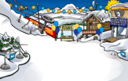 Festival of Flight Ski Village