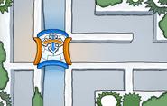 Great Snow Maze Left