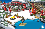 Puffle Party 2017 Cove