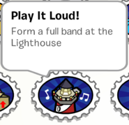 PlayItLoud! StampBook