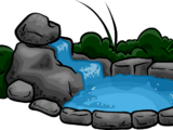 Waterfall Pond
