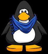 Blue Designer Scarf PC
