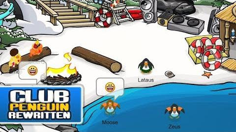 Club Penguin Rewritten Summer Time