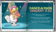 Dance-A-Thon Announcement