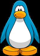 Light Blue Create Penguin