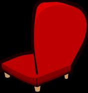Red Plush Chair sprite 004