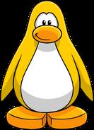 Yellow Create Penguin