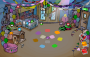 Puffle Party 2018 Pet Shop