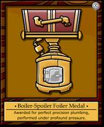 Mission 8 Medal full award