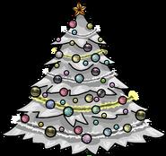 Silver Holiday Tree sprite 003