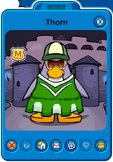 Thorn Player Card - Mid August 2019 - Club Penguin Rewritten (2)