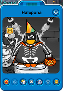 Halopona Player Card - Late October 2019 - Club Penguin Rewritten (3)