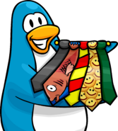 Neckties Penguin