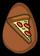 Easter Egg Hunt 2020 Pizza Egg
