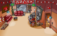 Penguin Games Coffee Shop