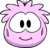 Pink Puffle Costume