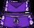 Purple Sport Bikini