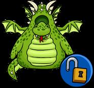 Dragon Costume Unlockable